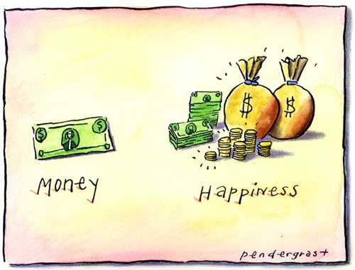 Money Can t Buy Happiness But Happiness Can Get You Money!