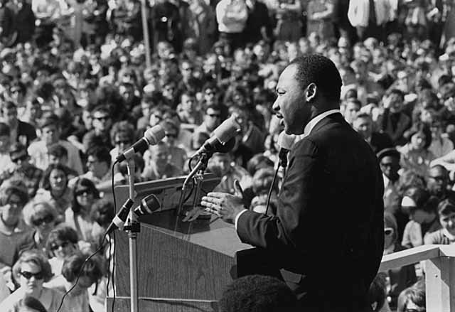 Martin Luther King Jr. – I Have a Dream Speech Rhetorical Analysis ...