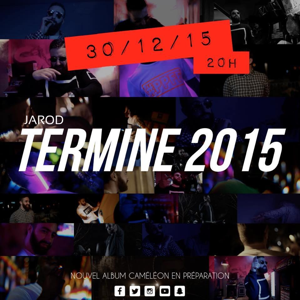 Cover art for Termine 2015 by Jarod