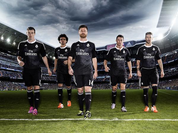 Real Madrid CF – Real Madrid 2014/15 Kit | Genius