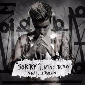 Justin Bieber – Sorry (Latino Remix) обложка
