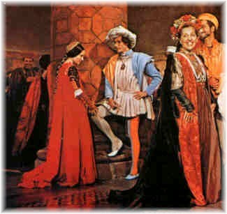 "an analysis of the character lord capulet in romeo and juliet a play by william shakespeare Romeo and juliet act 3 scene 4 william shakespeare  my lord capulet monday ha, ha  about ""romeo and juliet act 3 scene 4."