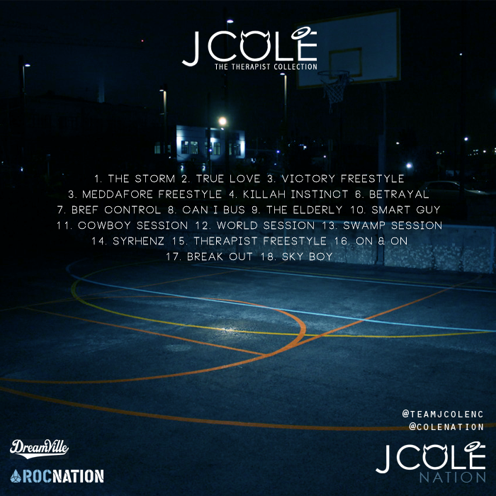 Lyric freestyle diss lyrics : J. Cole - Therapist Collection, Before the Come Up Lyrics and ...