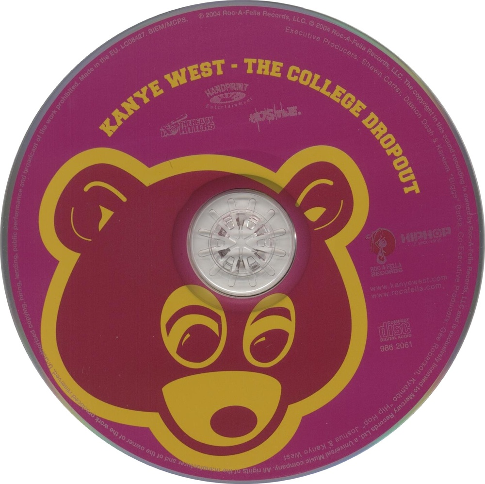 Kanye West The College Dropout Megaupload 62