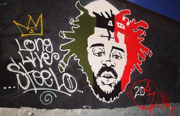 Capital steez graffiti