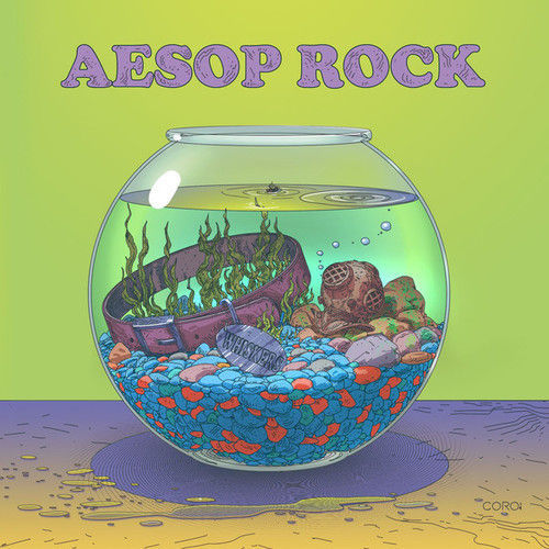 Aesop Rock Cat Food