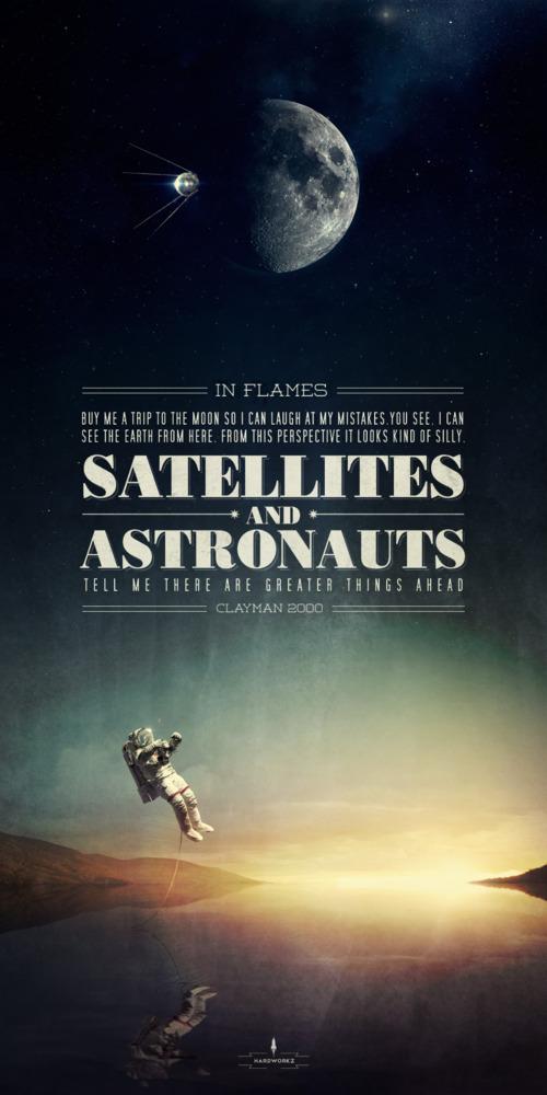 astronaut in space lyrics - photo #40