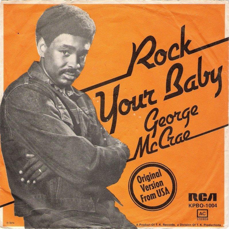 George mccrae rock your baby lyrics