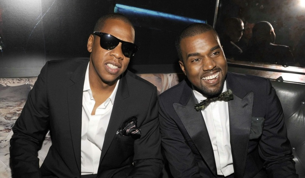 9281826cefc6 Rank Kanye´s and Jay Z´s albums and put them all in one list.
