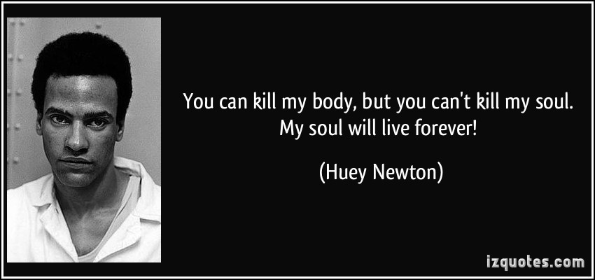 Huey newton phd dissertation