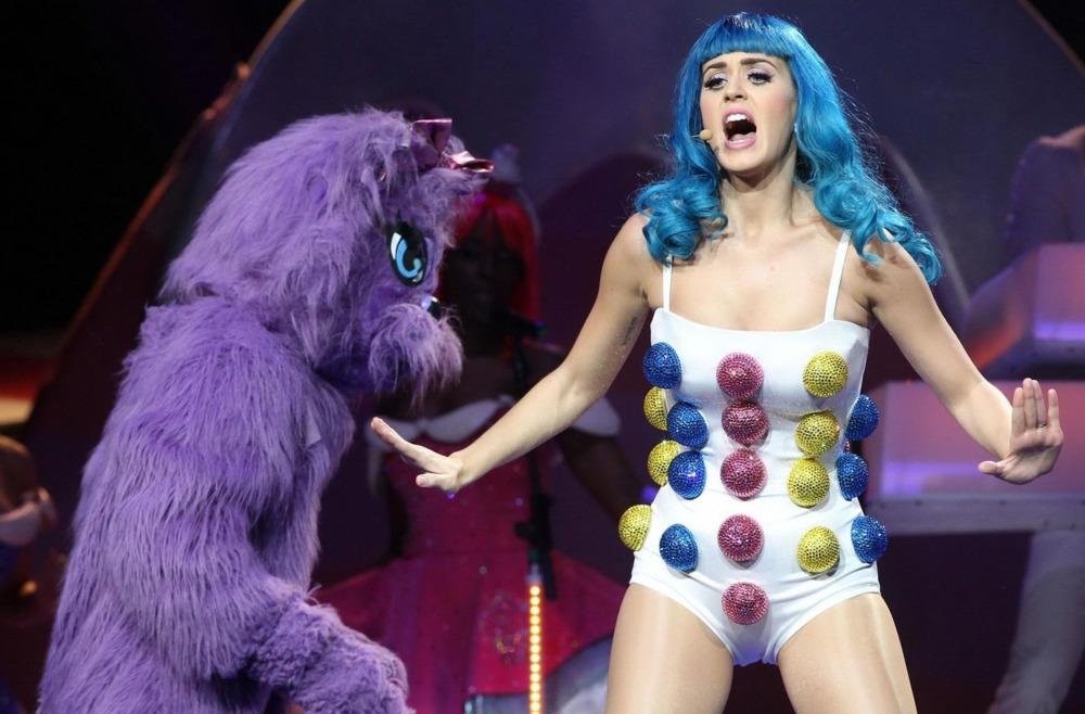 Katy Perry California Dreams Tour Setlist