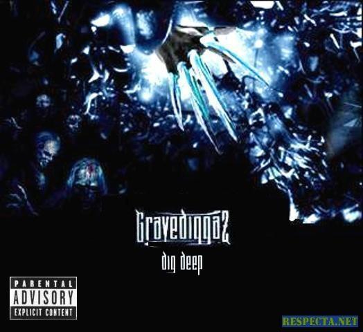 Cover art for Darkness by Gravediggaz