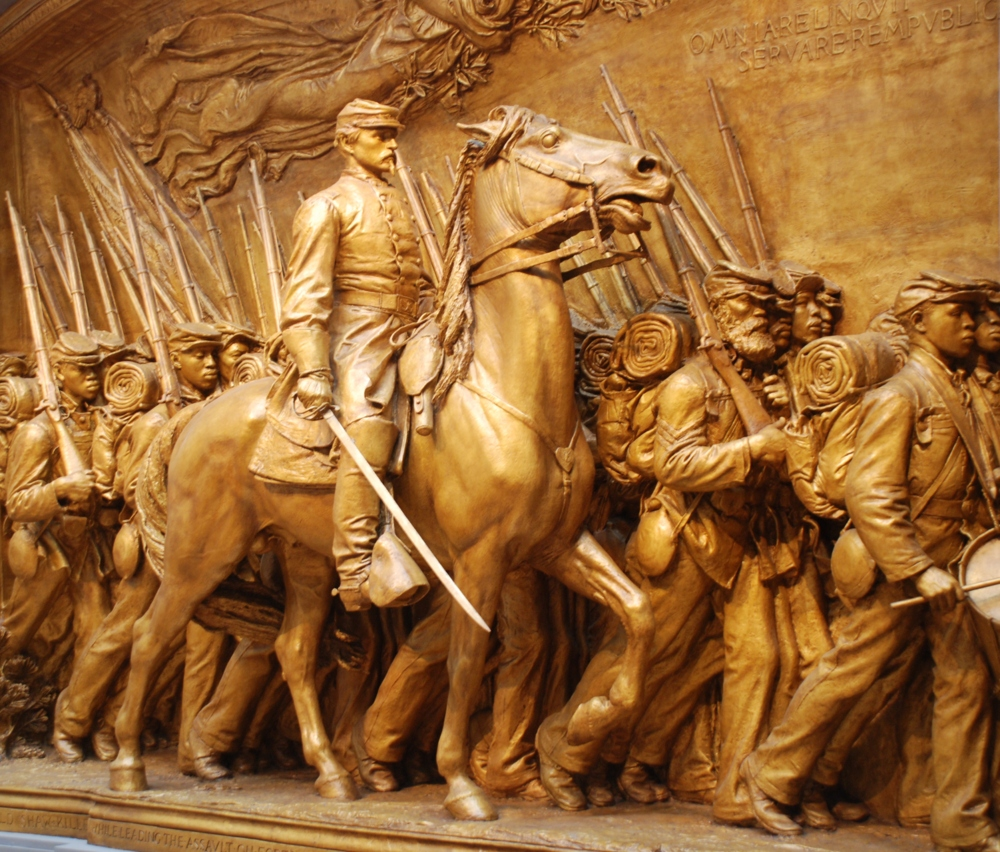 for the union dead The title poem of for the union dead concerns the death of the civil war hero ( and lowell ancestor) robert gould shaw, but it also largely.