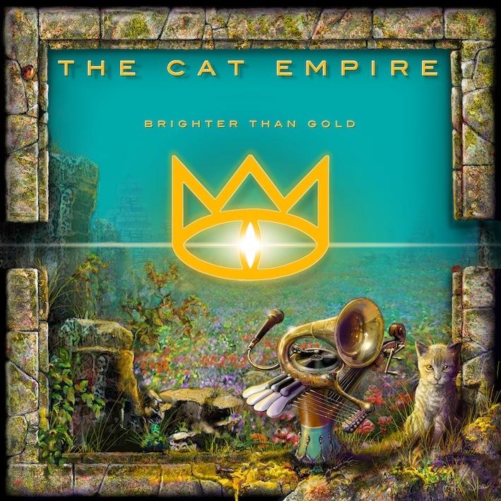 Cat Empire Open Up Your Face Lyrics