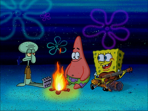 SpongeBob SquarePants – Campfire Song Song   Genius