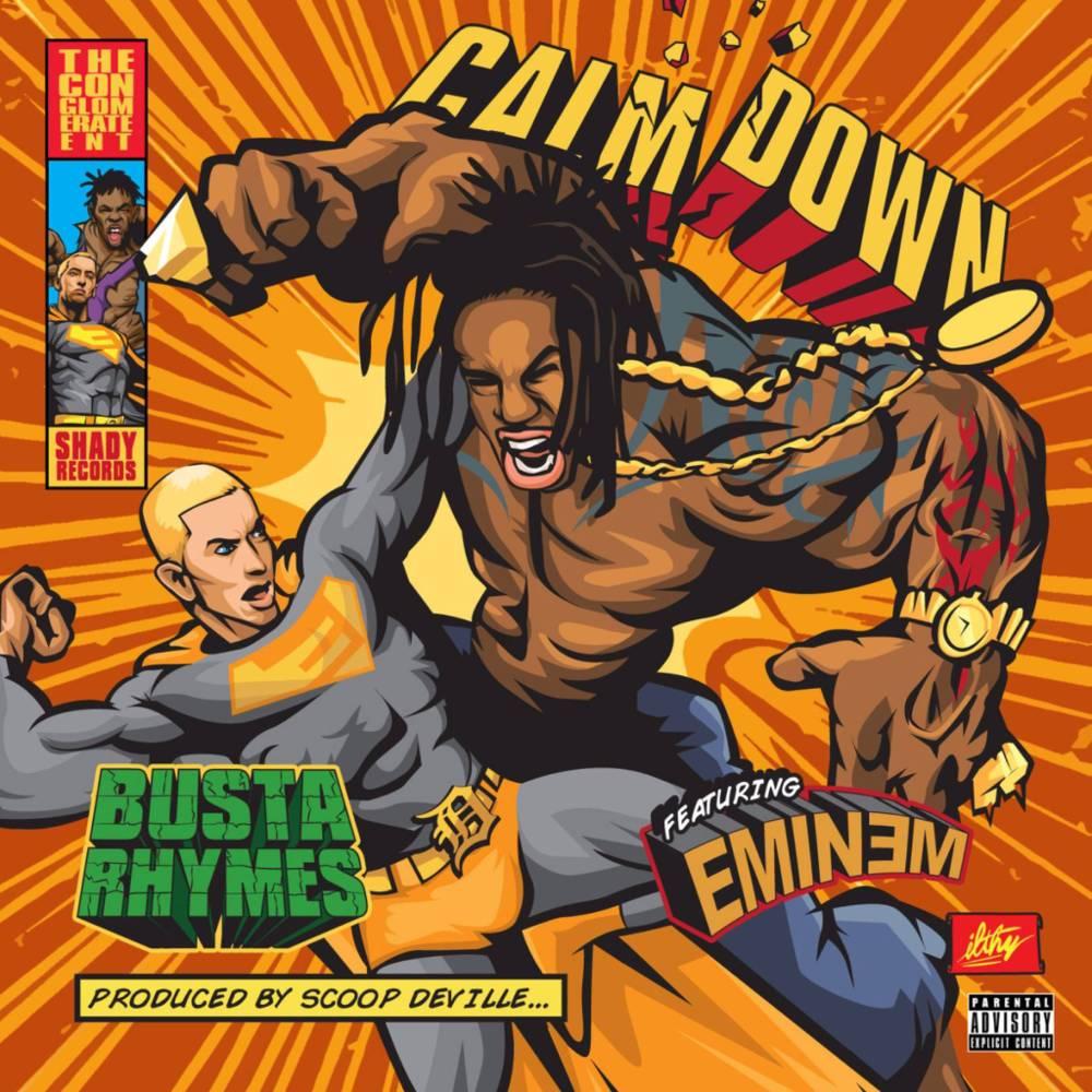 Busta Rhymes (Trevor Tahiem Smith, Jr.,) - Rap Lyrics at ...