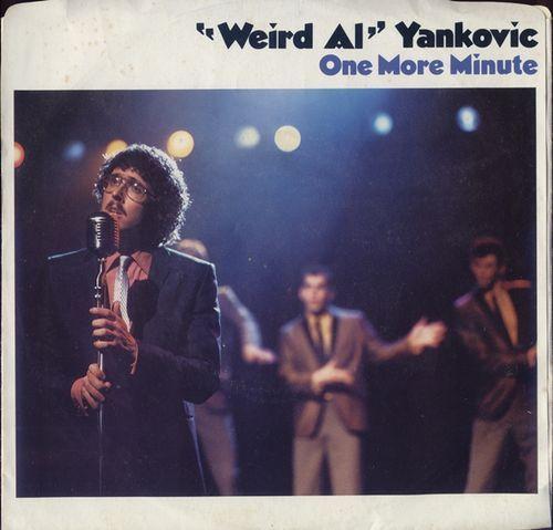 Lyrics for weird al yankovic