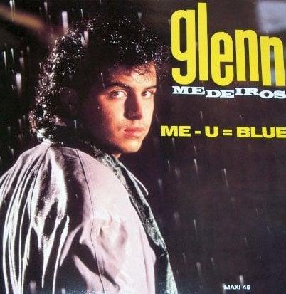 Cover art for Me - U = Blue by Glenn Medeiros