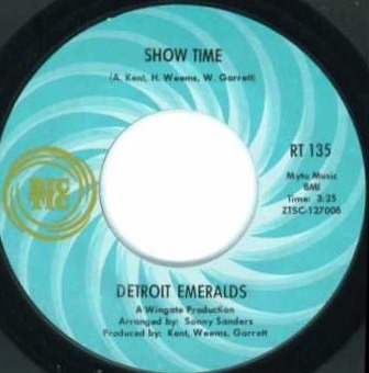 Detroit Emeralds - I Bet You Get The One (Who Loves You) / If I Lose Your Love