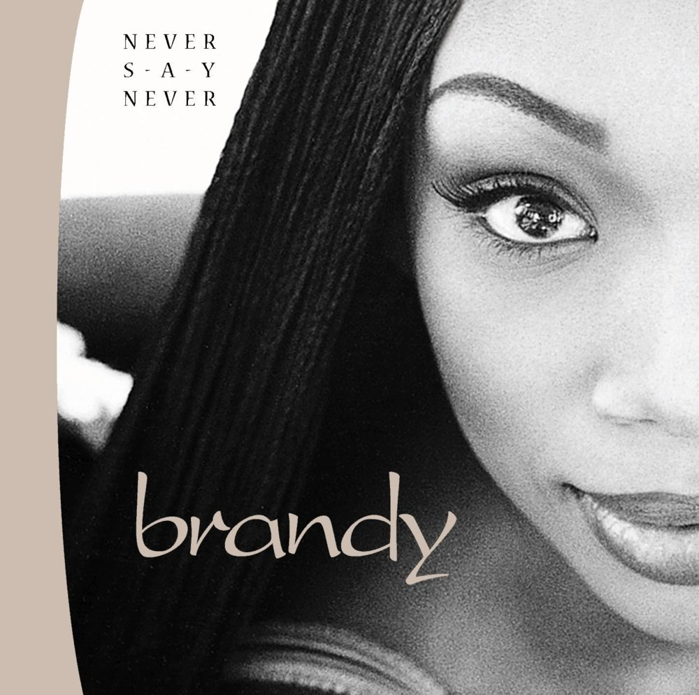 Cover art for One Voice by Brandy