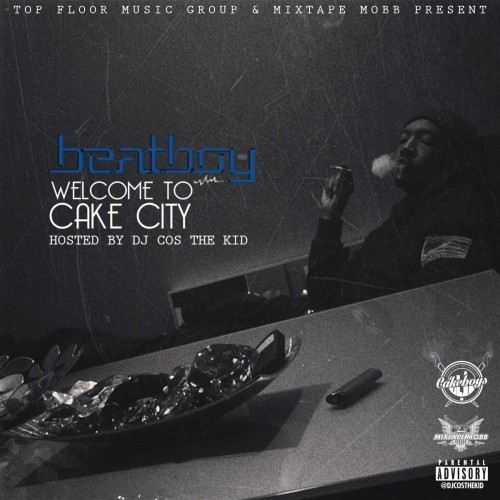 Cover art for Welcome To Cake City Tracklist + Mixtape cover by BrandenBeatBoy