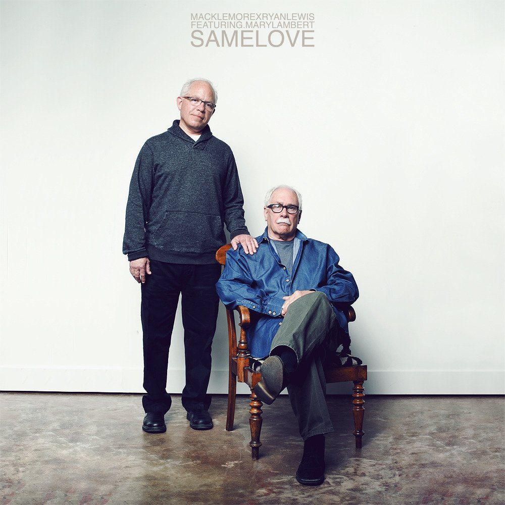 Cover art for Same Love by Macklemore & Ryan Lewis