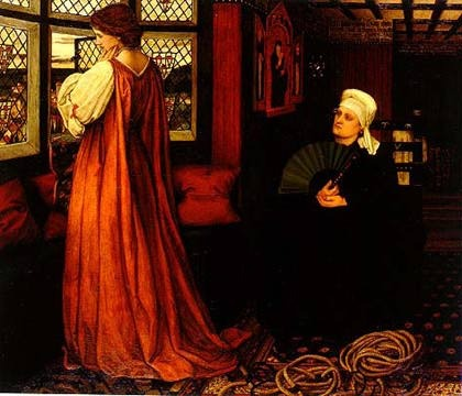 an analysis of the character of the nurse in the play romeo and juliet by william shakespeare Literary critique (romeo  literary critique (romeo and juliet by william shakespeare)  until a disagreement near the play's end, the nurse is juliet's.