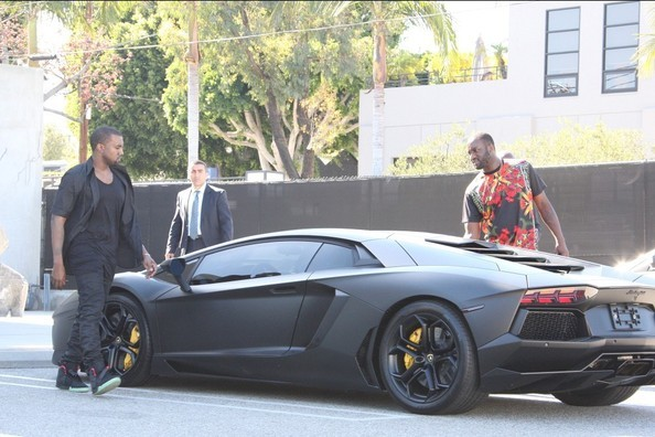 Kanye West  Collection of Cars and House etc