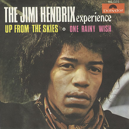 Cover art for Up from the Skies by The Jimi Hendrix Experience