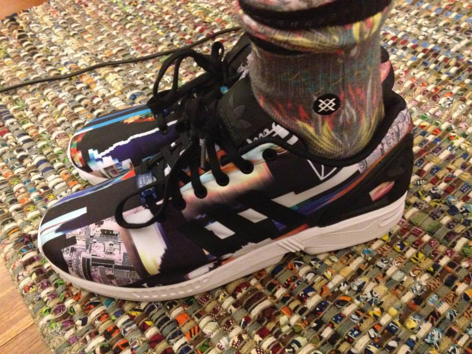 Adidas Zx Flux Cityscape