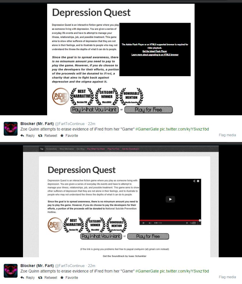 Gaming Journalism Illuminati Exposed #GamerGate   Genius