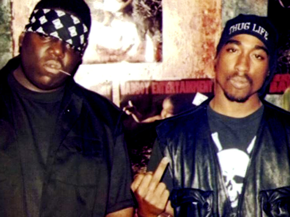 Who has influenced more: 2pac or Rakim?