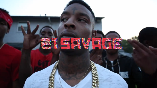 Red Rag Bloods: 21 Savage – Red Rag, Blue Rag Lyrics