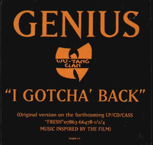 Franc Grams – I Gotcha Back Lyrics | Genius Lyrics