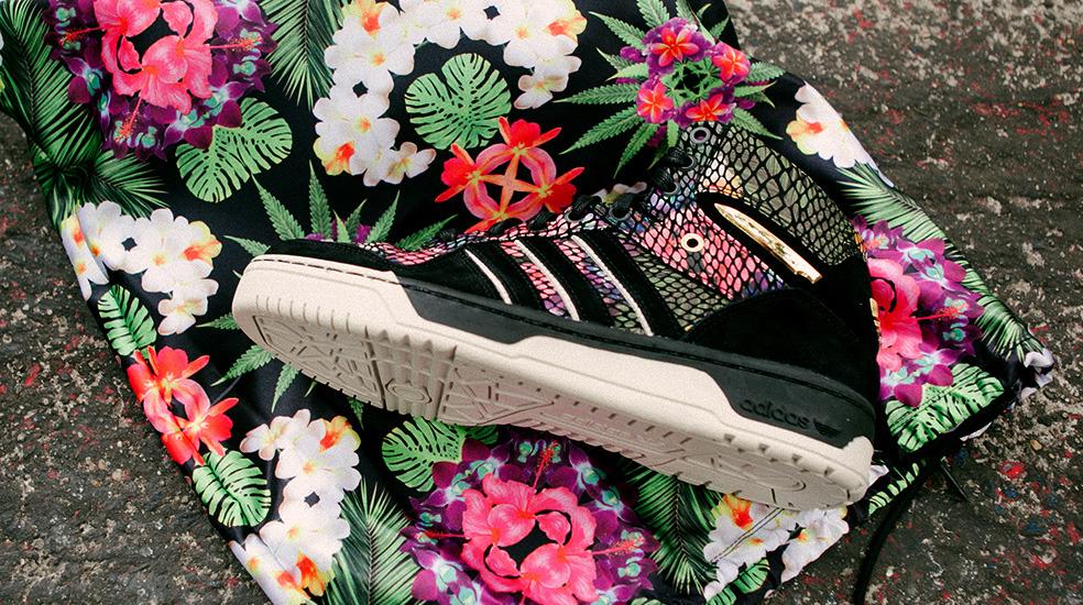 the latest 29fcd 54d40 Adidas – Big Sean x Adidas Originals Metro Attitude Hi  Geni