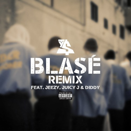 Cover art for Blasé (Remix) by Ty Dolla $ign