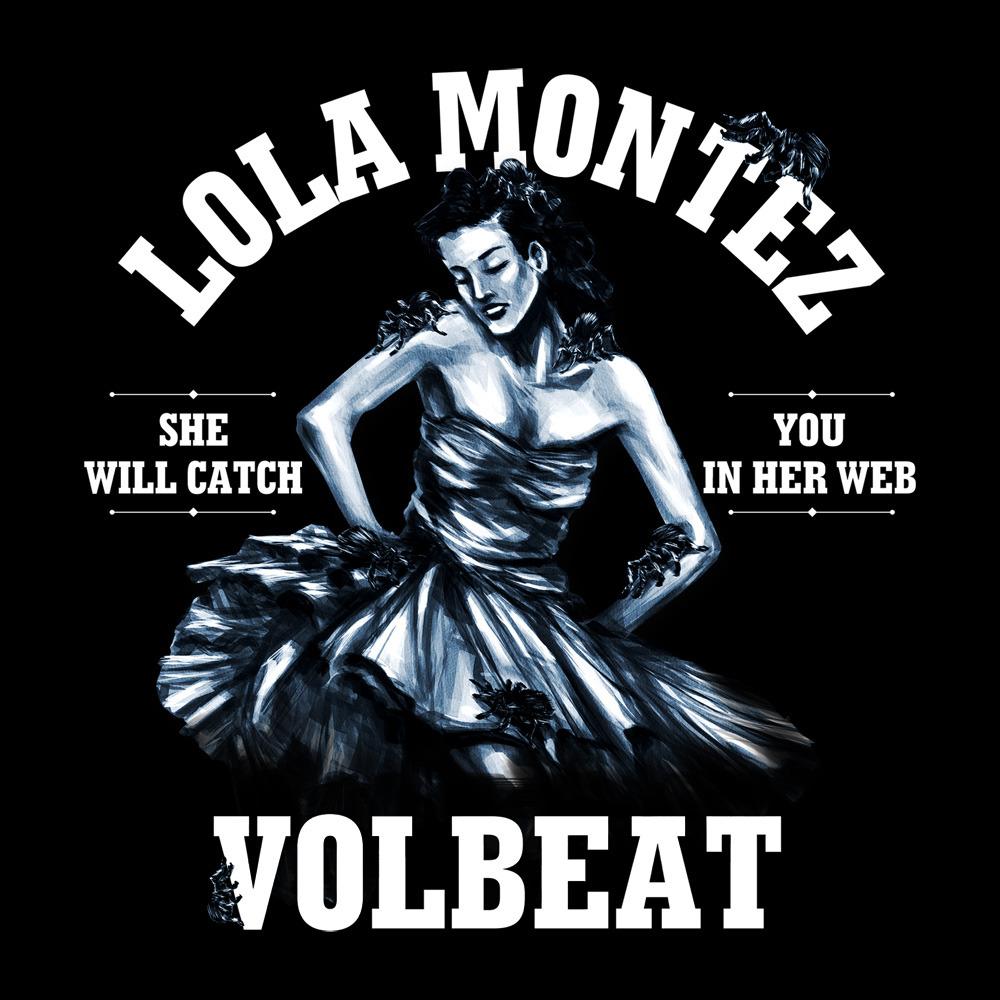 Volbeat – Lola Montez Lyrics | Genius Lyrics