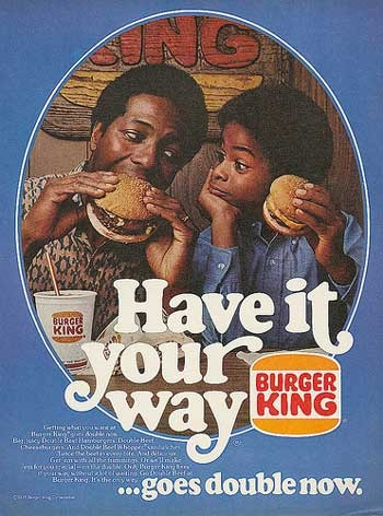 Fast Food Slogans Genius