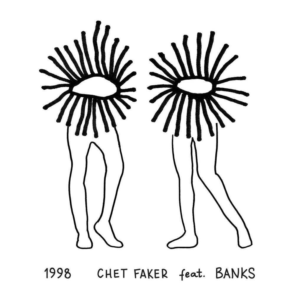 Chet Faker Album Cover
