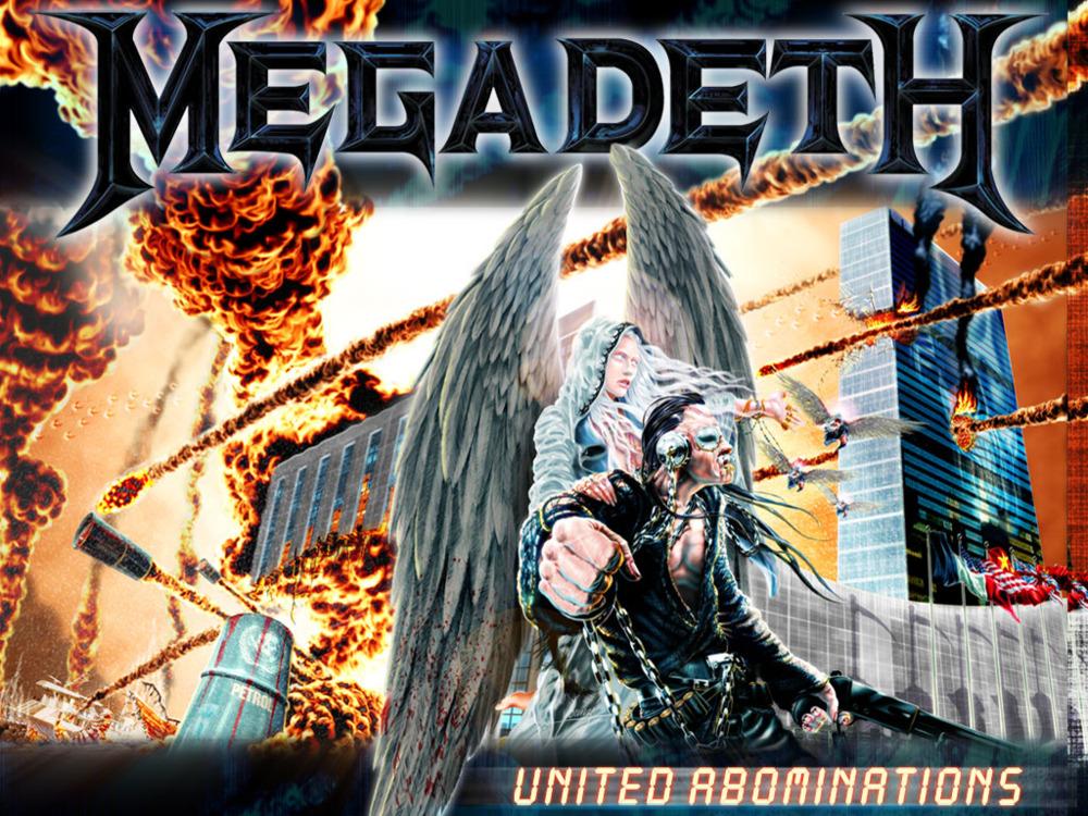 Скачать Megadeth A Tout Le Monde