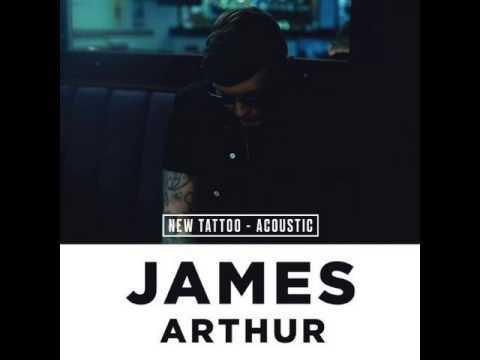 james arthur new tattoo lyrics genius lyrics