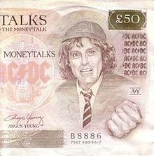 AC/DC - Moneytalks Lyrics | Music In Lyrics