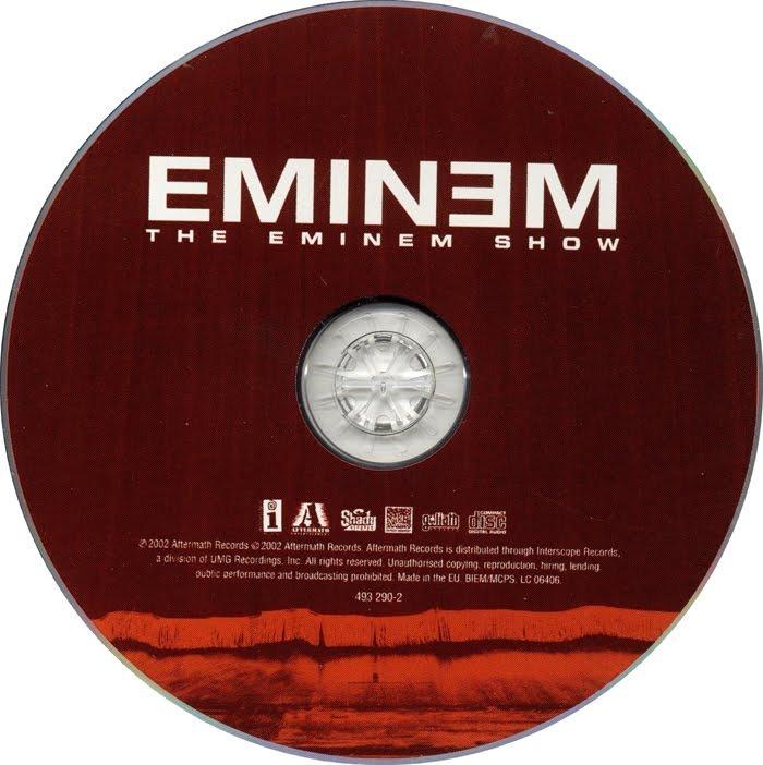Eminem The Eminem Show Booklet Genius