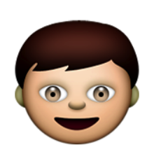 The boy and girl emoji – Wink In All Colors Meaning