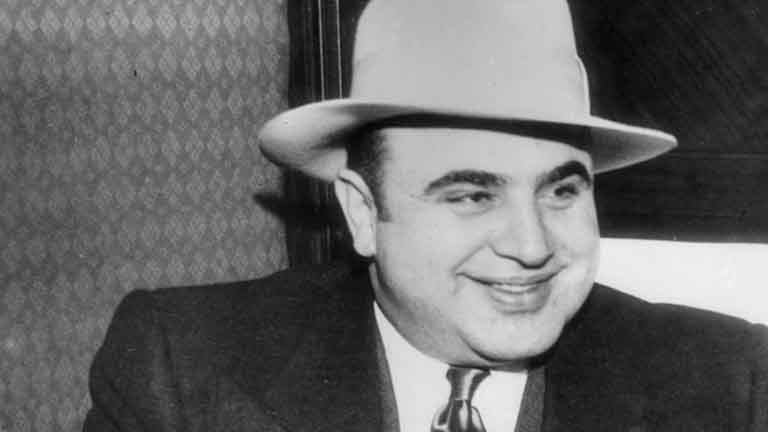 al capone true american hero The true story of eliot ness, the legendary lawman who led the untouchables, took on al capone, and saved a city's soul eliot ness is famous for leading the untouchables against the notorious mobster al capone.