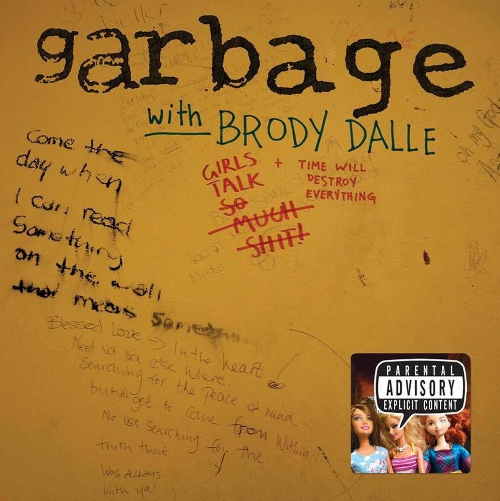 Garbage – Girls Talk Lyrics