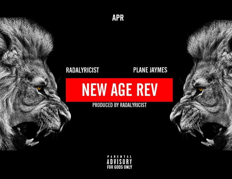 Cover art for New Age Rev by RaDaLyricist