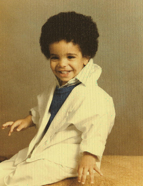 Drake was a cuter baby...
