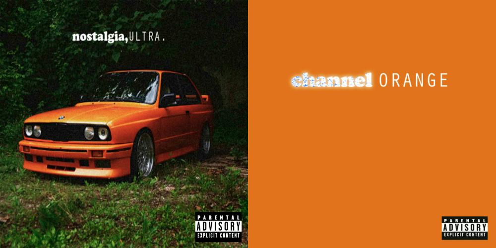 Frank Ocean - channel ORANGE Lyrics and Tracklist | Genius