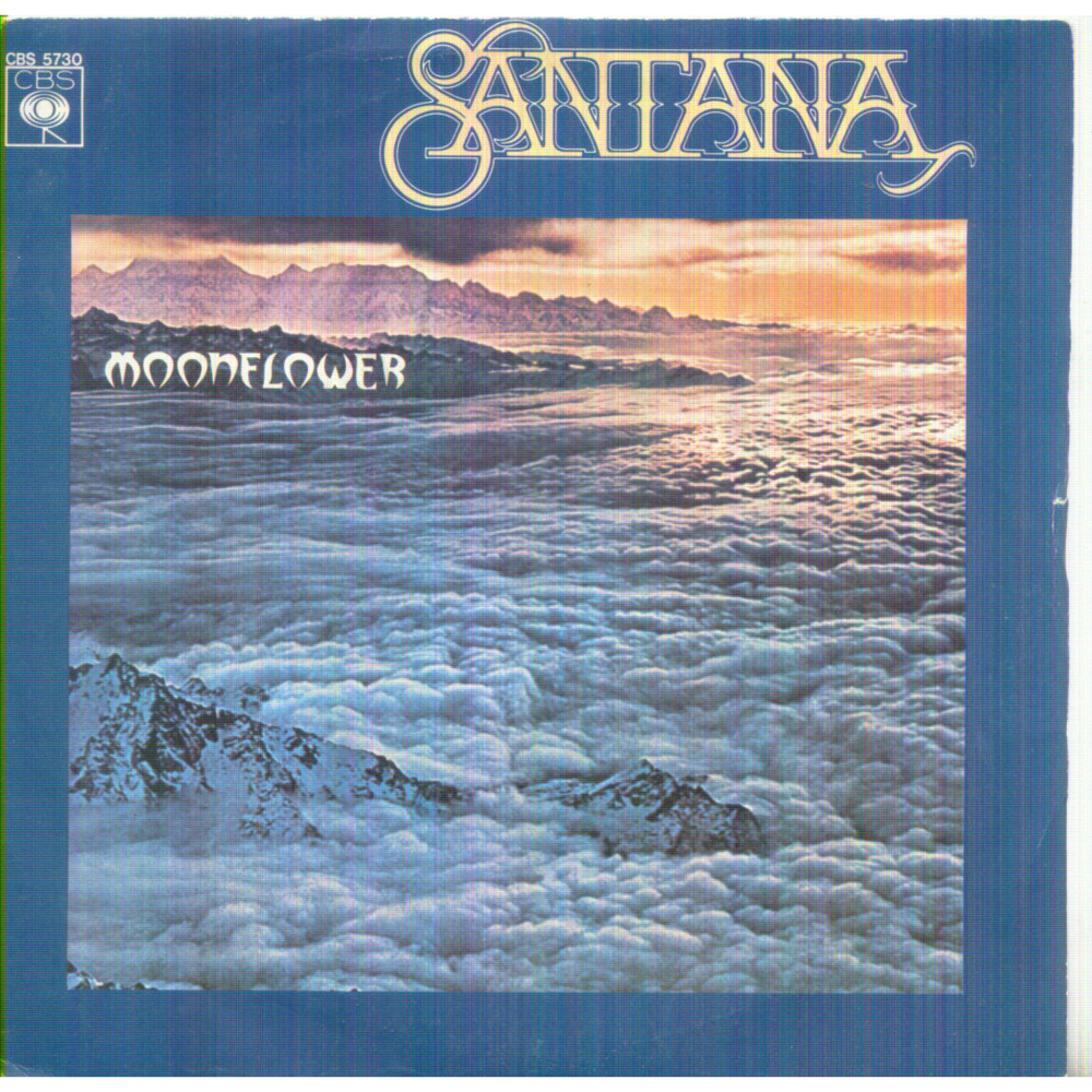 Queen Album Covers Carlos Santana – Moo...